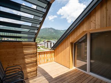 Für 10 Personen: Hübsches Apartment / Ferienwohnung in der Region Salzkammergut