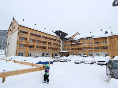 Für 12 Personen: Hübsches Apartment / Ferienwohnung in der Region Salzkammergut