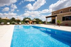 Holiday home 1316092 for 10 persons in Algaida