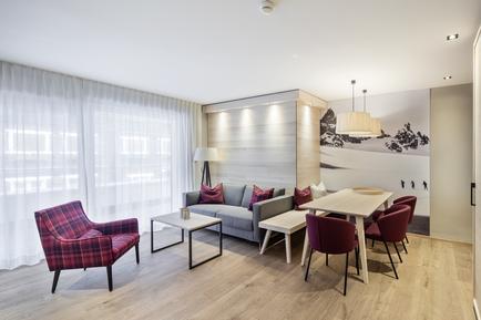 Für 6 Personen: Hübsches Apartment / Ferienwohnung in der Region Vorarlberg