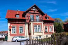 Mieszkanie wakacyjne 1316577 dla 3 osoby w Wernigerode