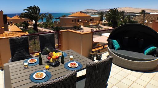 Für 6 Personen: Hübsches Apartment / Ferienwohnung in der Region Costa Calma