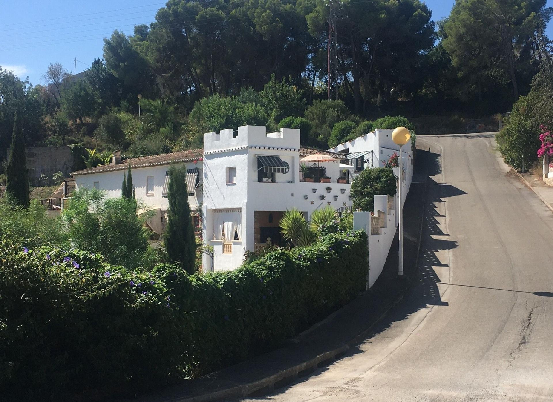 Ferienhaus mit Privatpool für 4 Personen  + 1   Costa Blanca