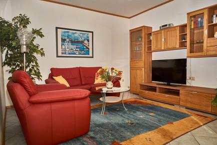 Für 3 Personen: Hübsches Apartment / Ferienwohnung in der Region Wangerooge