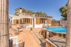Vakantiehuis 1317240 voor 6 personen in Artà
