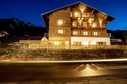 Gemütliches Ferienhaus : Region Vorarlberg für 24 Personen