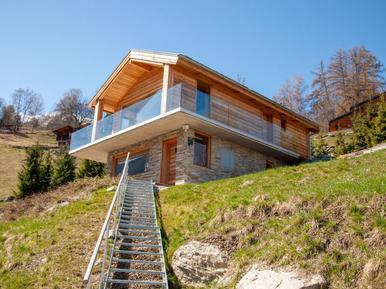 Gemütliches Ferienhaus : Region Nendaz für 5 Personen