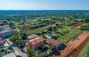 Gemütliches Ferienhaus : Region Istrien für 6 Personen