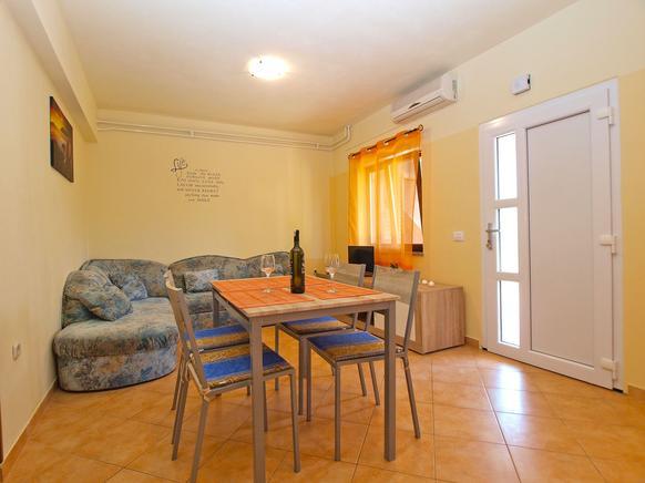 Ferienhaus Alen in Mastrinka - Urlaub in Kroatien mit