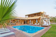 Ferienhaus 1321295 für 12 Personen in Sfakaki