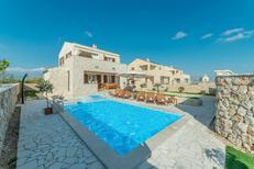Maison de vacances 1322886 pour 8 personnes , Privlaka