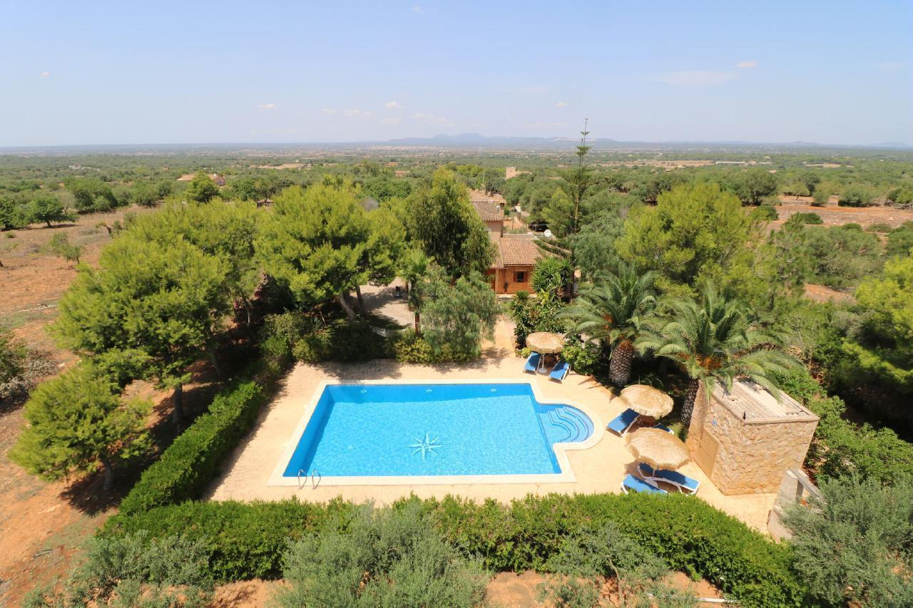 Ferienhaus mit Privatpool für 6 Personen ca 120 m² in Campos Mallorca Südküste von Mallorca
