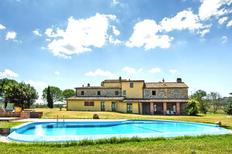 Holiday home 1323812 for 6 persons in Lajatico