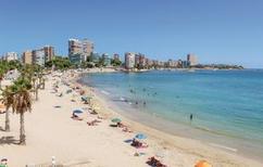Appartement 1323858 voor 5 personen in Alicante