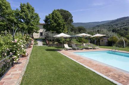 Gemütliches Ferienhaus : Region Toskana für 14 Personen