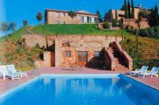 Holiday apartment 1325126 for 6 adults + 2 children in Montaione
