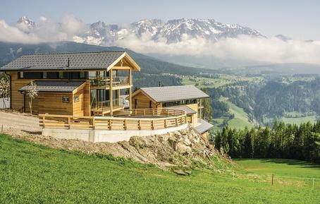 Gemütliches Ferienhaus : Region Pichl-Preunegg für 10 Personen