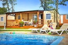 Mobile home 1327129 for 4 adults + 2 children in Funtana