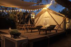 Tent 1327471 voor 3 personen in Lizzanello