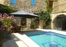 Holiday home 1327528 for 18 persons in Euzet