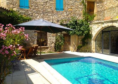 Gemütliches Ferienhaus : Region Languedoc-Roussillon für 18 Personen