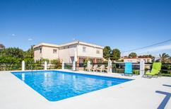 Holiday home 1327821 for 12 adults + 2 children in Villamarchante, Valencia