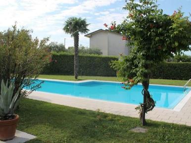 Gemütliches Ferienhaus : Region Gardasee für 4 Personen