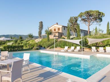 Gemütliches Ferienhaus : Region Toskana für 29 Personen