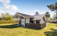Holiday home 133889 for 6 persons in Næsby Strand