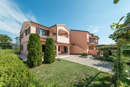 Für 6 Personen: Hübsches Apartment / Ferienwohnung in der Region Rovinj
