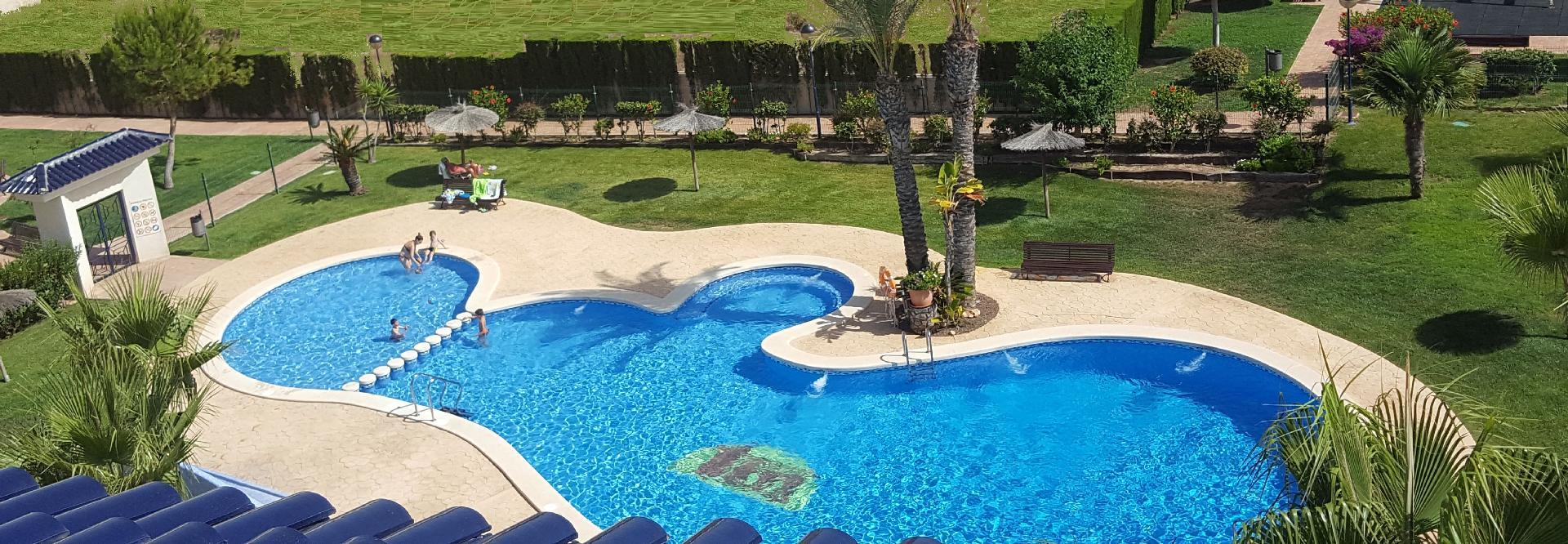 Ferienwohnung für 4 Personen ca. 81 m² i   Costa Blanca