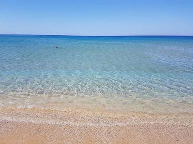 Ferienwohnung, Strand: 700 m