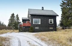 Holiday home 1331295 for 6 persons in Sjusjøen