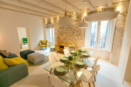 Für 8 Personen: Hübsches Apartment / Ferienwohnung in der Region Syrakus