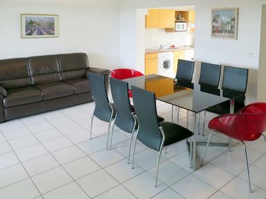 Für 8 Personen: Hübsches Apartment / Ferienwohnung in der Region Biscarrosse-Plage