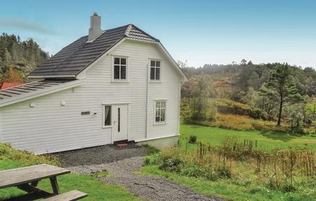 Gemütliches Ferienhaus : Region Vest-Agder für 11 Personen