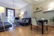 Appartement de vacances 1331975 pour 5 personnes , Barcelona-Sants-Montjuïc