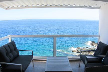Gemütliches Ferienhaus : Region Teneriffa für 5 Personen