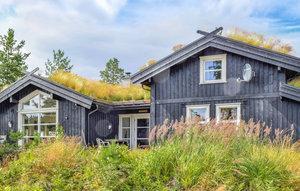 Gemütliches Ferienhaus : Region Telemark für 8 Personen
