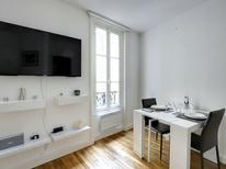 Holiday apartment 1332566 for 2 persons in Paris-Gobelins-13e