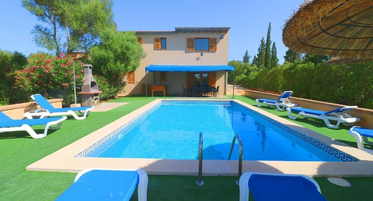 Ferienhaus für 7 Personen ca 192 m² in Santanyi Mallorca Südostküste von Mallorca