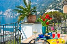 Holiday home 1333041 for 6 persons in Praiano