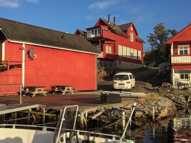 Für 5 Personen: Hübsches Apartment / Ferienwohnung in der Region Hordaland