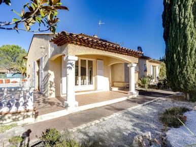 Gemütliches Ferienhaus : Region Cote d'Azur für 8 Personen