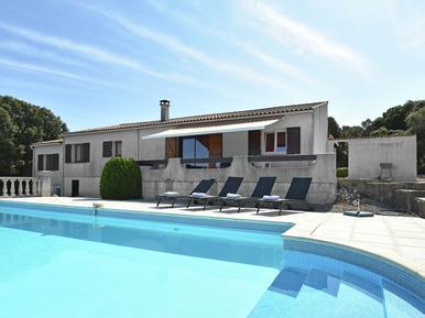 Gemütliches Ferienhaus : Region Languedoc-Roussillon für 6 Personen