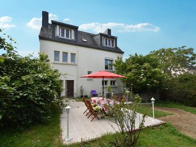 Gemütliches Ferienhaus : Region Bretagne für 8 Personen
