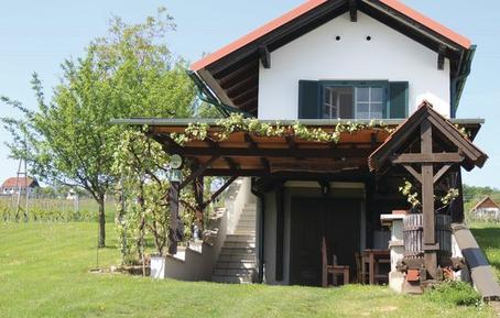 Gemütliches Ferienhaus : Region Burgenland für 3 Personen