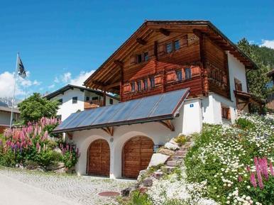 Für 11 Personen: Hübsches Apartment / Ferienwohnung in der Region Graubünden