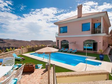 Gemütliches Ferienhaus : Region Gran Canaria für 6 Personen