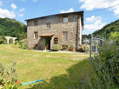 Gemütliches Ferienhaus : Region Toskana für 6 Personen